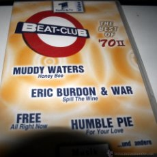 Cine: BEAT-CLUB THE BEST OF 70,S ROCK. Lote 53546695