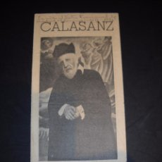 Cine: CALASANZ,DRAMA HISTÓRICO RELIGIOSOS,ACTOR RAMBAL,. Lote 53601897