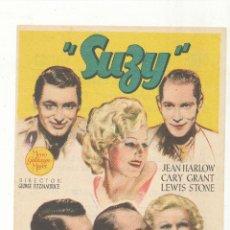 Cine: SUZY. SENCILLO DE MGM. . Lote 54129533