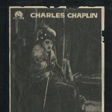 Cine: PROGRAMA LA QUIMERA DEL ORO - CHARLES CHAPLIN - DIPENFA . Lote 54150978