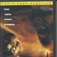 Cine: EN LA OSCURIDAD - SEGUNDA MANO EDICIÓN DE ALQUILER BUENO. Lote 54163257