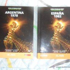 Cine: DVD RESUMENES DE ARGENTINA 1978 Y ESPAÑA 1982.. Lote 54267061