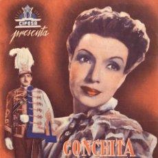Cine: EL ÚLTIMO HUSAR- PROGRAMA DOBLE- CONCHITA MONTENEGRO-LUIS MARQUINA-. Lote 54600482
