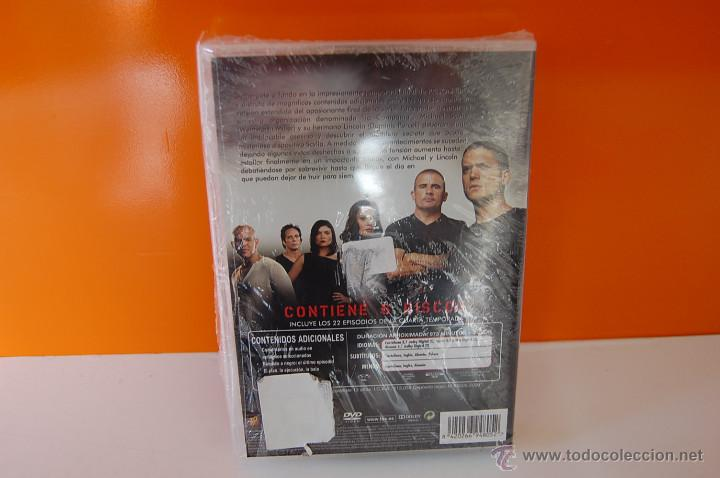 prison break cuarta temporada - Comprar Series TV | Folletos de mano ...