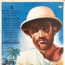 Cine: LA MIES ES MUCHA- FERNANDO FERNAN GOMEZ- SARITA MONTIEL- JOSE LUIS SAENZ DE HEREDIA- SIN PUBLICIDAD. Lote 116079628