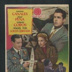 Cine: PROGRAMA RETORNO A LA VERDAD, JULIO PEÑA, SUSANA CANALES. Lote 56301489