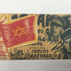 Cine: !HARKA! CINE GADES 1941. Lote 56397275