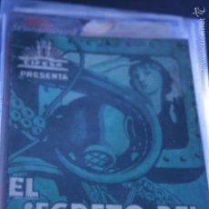 Cine: PROGRAMA DE CINE EL SECRETO DEL MAR RALPH BELLAMY FAY WRAY DOBLE CIFESA 1934 BADALONA. Lote 56608215