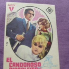 Cine: EL CANDOROSO PICAPLEITOS. Lote 56661848
