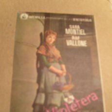 Cine: LA VIOLETERA. Lote 56661979