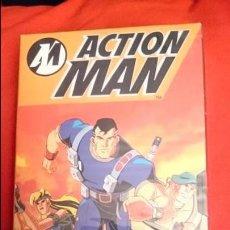 Cine: CINTA VHS ACTION MAN NUEVA. Lote 200596286