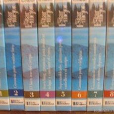 Cine: COLECCION COMPLETA 8 VHS COMO ESTAR MEJOR. Lote 56745027