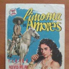 Cine: LIMOSNA DE AMORES - LOLA FLORES. Lote 56853828