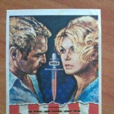 Cine: 1972 UN HOMBRE HOY - PAUL NEWMAN. Lote 56949439