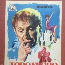 Cine: TODO EL ORO DEL MUNDO - BOUEVIL, RENE CLAIR-FALBUN. Lote 167783118