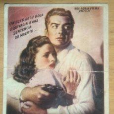 Cinema - EL BESO DE LA MUERTE - 57056517