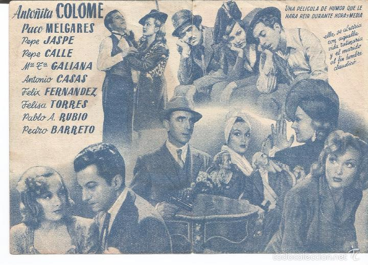 Cine: MI FANTÁSTICA ESPOSA - DOBLE - PUBLICIDAD CINE AVENIDA - Foto 2 - 57091046