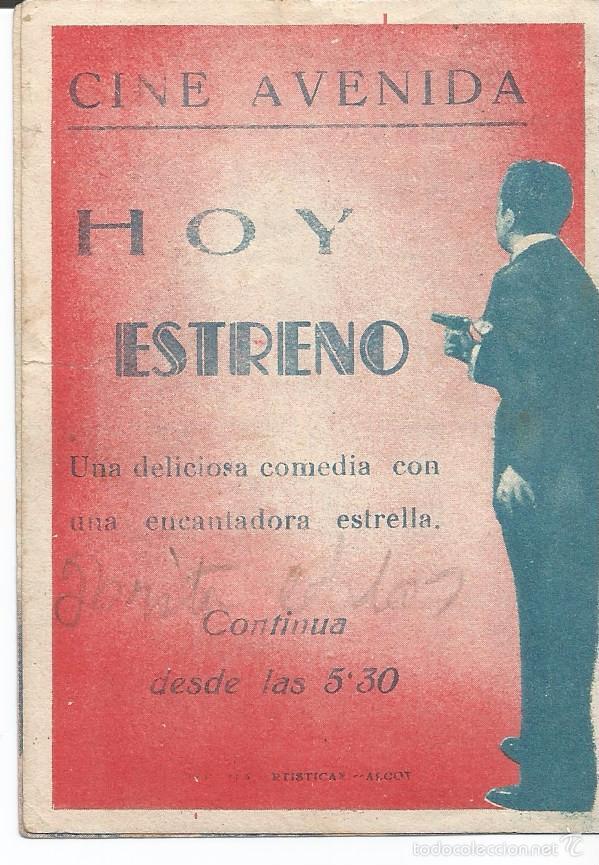 Cine: MI FANTÁSTICA ESPOSA - DOBLE - PUBLICIDAD CINE AVENIDA - Foto 3 - 57091046