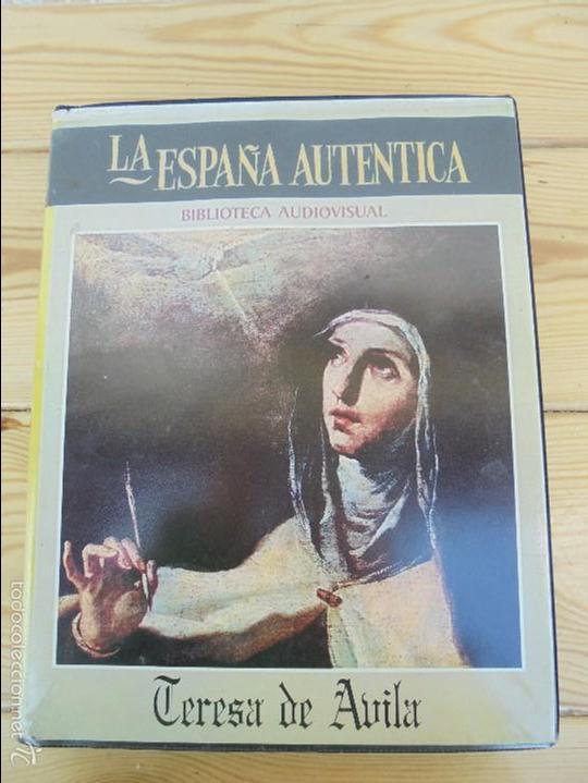 Cine: LA ESPAÑA AUTENTICA. BIBLIOTECA AUDIOVISUAL. TERESA DE AVILA. JOSE JIMENEZ LOZANO. 2 VHS. VER FOTOS. - Foto 6 - 57113049