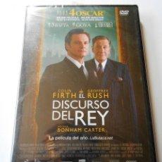 Cine: EL DISCURSO DEL REY. Lote 57212472