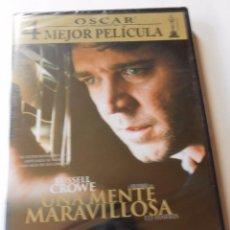 Cine: UNA MENTE MARAVILLOSA. Lote 57212643