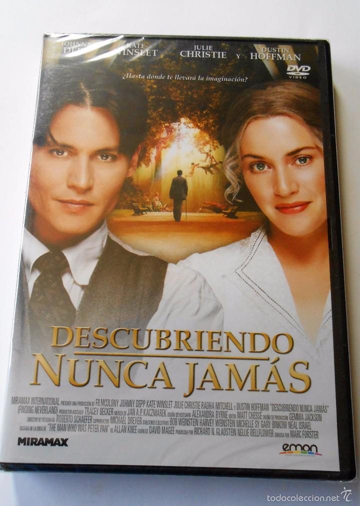 DESCUBRIENDO NUNCA JAMAS (Cine - Folletos de Mano - Drama)