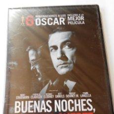 Cine: BUENAS NOCHES Y BUENA SUERTE. Lote 57213522