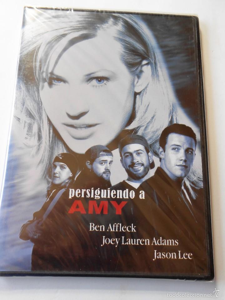 PERSIGUIENDO A AMY (Cine - Folletos de Mano - Drama)