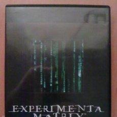 Foglietti di film di film antichi di cinema: EXPERIMENTA MATRIX-BASE DE DATOS DE 3 DISCOS.. Lote 57270344