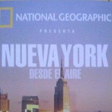 Cine: NUEVA YORK. DESDE EL AIRE.. Lote 57415977