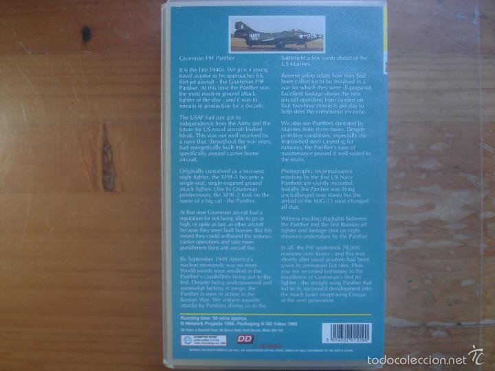 Cine: VHS The Panther. Aviación - Foto 2 - 57680455