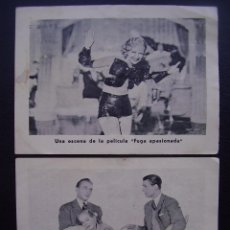 Cine: FUGA APASIONADA, MIRIAM HOPKINS, BING CROSBY, CINE MISTRAL. Lote 57686447