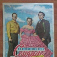 Cine: 1953 EL HOMBRE DE COLORADO - GLENN FORD. Lote 57693671