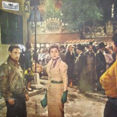 Cine: 2 CARTELS PELICULA ''EL DESIERTO DE PIGALLE'' 1958 CON ANNIE GIRARDOT. Lote 58070355