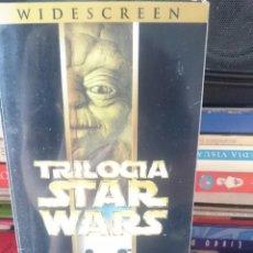 Cine: VHS - TRILOGIA STARWARS PARTES 4 - 5 - 6 --REFM1E4. Lote 58086171