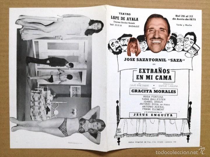 Cine: 12 FOLLETOS DE MANO DE TEATRO ESPAÑOLES,COMEDIA,DRAMA.. - Foto 3 - 58145223