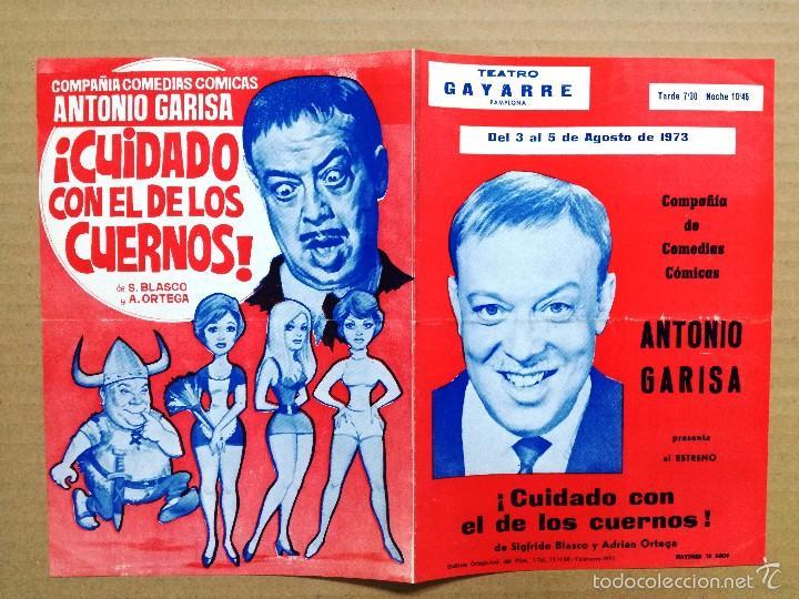 Cine: 12 FOLLETOS DE MANO DE TEATRO ESPAÑOLES,COMEDIA,DRAMA.. - Foto 4 - 58145223