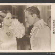 Cine: TEMPESTAD - JOHN BARRYMORE - CAMILA HORN - 1931. Lote 58496229