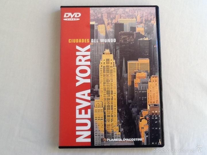PLANETA AGOSTINI. CIUDADES DEL MUNDO. NUEVA YORK. (Cine - Folletos de Mano - Documentales)