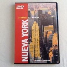 Cine: PLANETA AGOSTINI. CIUDADES DEL MUNDO. NUEVA YORK.. Lote 58608274