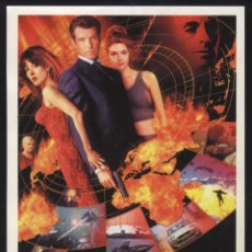 Cine: P-1209- EL MUNDO NUNCA ES SUFICIENTE (007 JAMES BOND) (THE WORLD IS NOT ENOUGH) (PIERCE BROSNAN). Lote 58836235