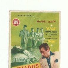 Cine: SITIADOS EN LA CIUDAD - GILA. Lote 59162250