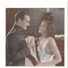 Cine: LA DAMA MISTERIOSA PROGRAMA SENCILLO MGM GRETA GARBO CONRAD NAGEL CINE MUDO. Lote 59848740