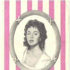 Cine: BEAU BRUMMELL PROGRAMA SENCILLO MGM ELIZABETH TAYLOR STEWART GRANGER. Lote 59923931