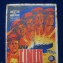Cine: ERAN CINCO HERMANOS. CON PUBLICIDAD.. Lote 60039883
