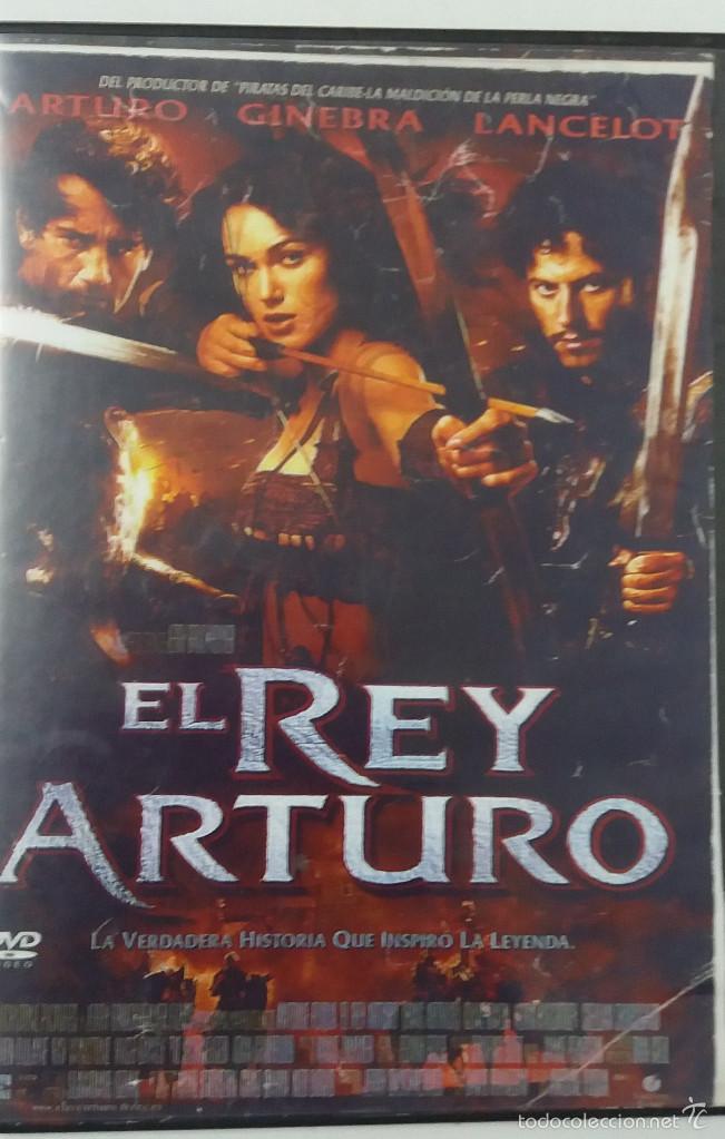 EL REY ARTURO (Cine - Folletos de Mano - Bélicas)