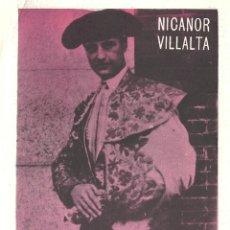 Cine: JUGUETES ROTOS PROGRAMA SENCILLO FUTBOL TOROS RARO CINE ESPAÑOL VILLALTA. Lote 60352599