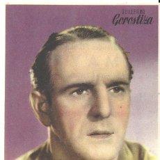 Foglietti di film di film antichi di cinema: CAMPEONES PROGRAMA SENCILLO CHAMARTIN CINE ESPAÑOL FUTBOL GUILLERMO GOROSTIZA. Lote 60352927