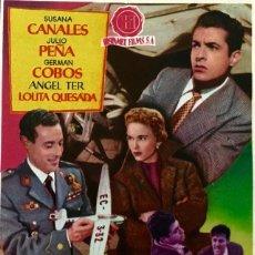 Cine: RETORNO A LA VERDAD-SUSANA CANALES-JULIO PEÑA-ANTONIO DEL AMO- CINE ROYAL VICTORIA TENERIFE . Lote 60856675