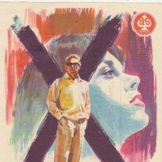 Cine: AMOR PROHIBIDO. SENCILLO DE AS FILMS.CINE MERIDIANA Y FOMENTO 1965. ¡IMPECABLE!. Lote 61460471